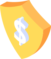 dollar shield - Banking