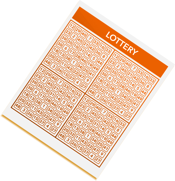 Vector Smart Object - LOTTERIES