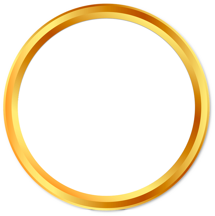 gold ring - Home