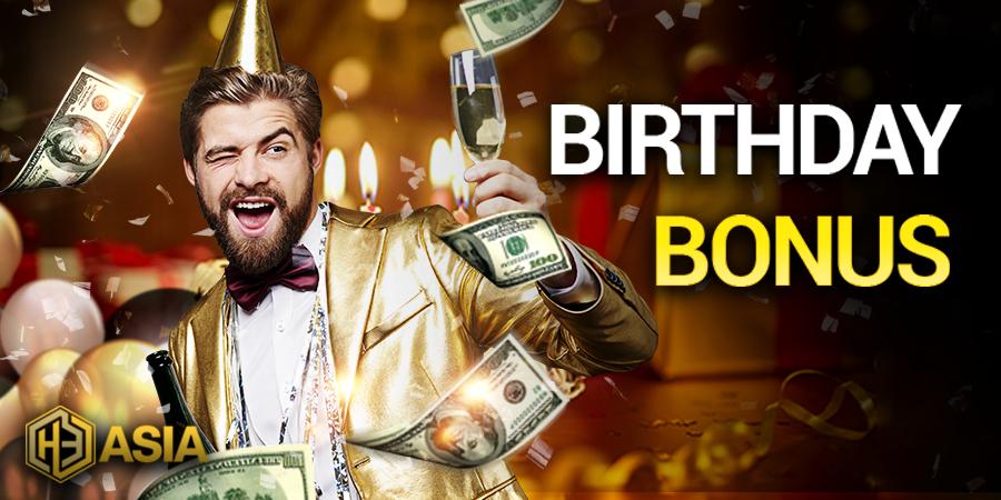 Birthaday EN - Happy Birthday Bonus