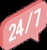 24 7 - LIÊN HỆ CHÚNG TÔI
